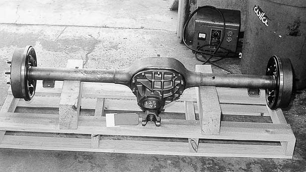 Ford 8inch Rear Axle
