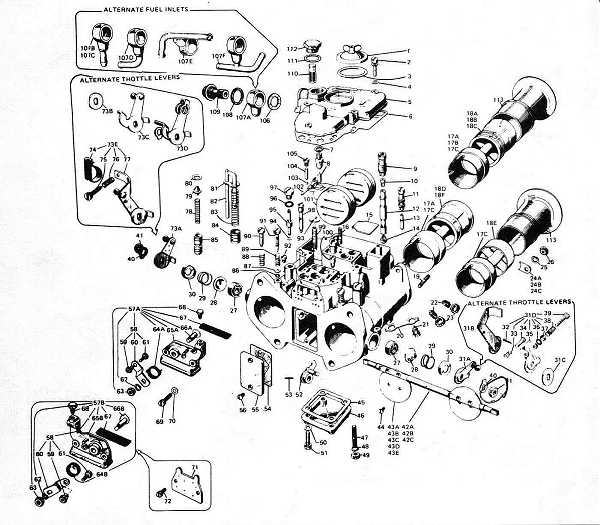 weber 40 dcoe diagram weber database wiring diagram images weber dcoe parts diagram diagram