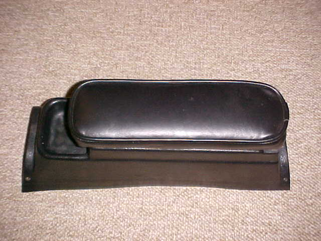 Early MGB Armrest Accessory Console