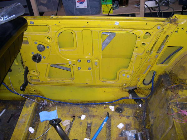 MG Midget 1979 Door Inside & MG Midget u0026 Sprite Door Assembly Directions : How-To Library : The ...