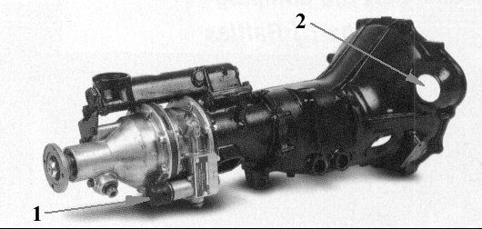 Synchro Gearbox