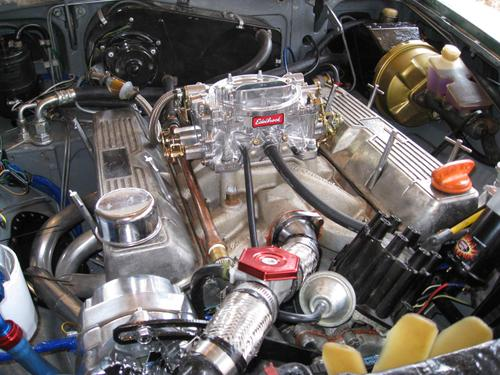 Rover Engine Coolant