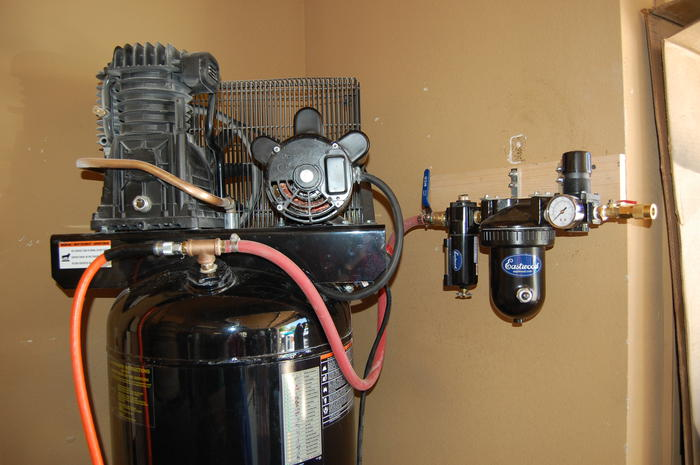 Steve Lyle S Journal Adventures In Air Compressors The