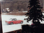 My 1972 MGB Stroudsburg Pa Chris