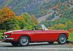 My 1966 MGB Delaware Water Gap Pa
