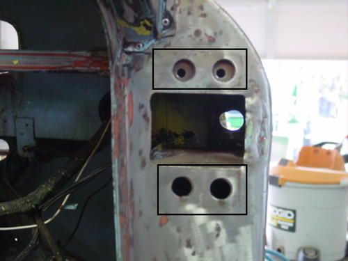 Replaceing Mgb Door Hinges How Difficult Is It What Is