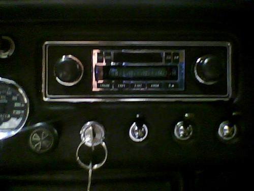 Radio questions for my 1969 MGB? : MGB & GT Forum : MG