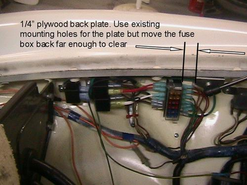 locating_fuse_box have limey's fuse box kit? post pics! mgb & gt forum mg fuse box 1999 mb e430 at aneh.co