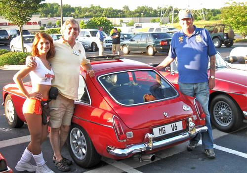 1980 MGB - Lubrication specs and capacities : MGB & GT Forum