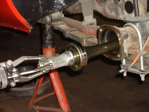 half shaft removal question : MGB & GT Forum : MG Experience