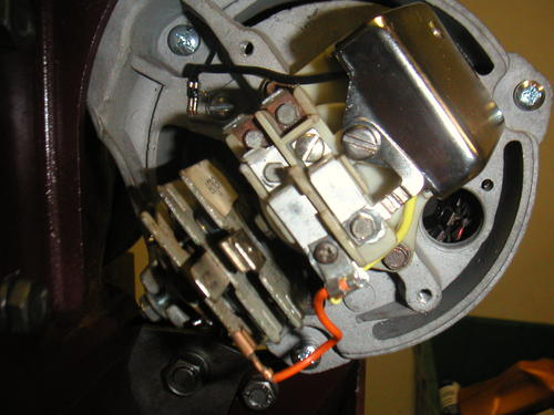 16ACR Regulator Replacement - Solved : MGB & GT Forum : MG ... on lucas a127 alternator, lucas alternator parts, lucas alternator cross reference, lucas alternator testing, lucas alternator connections,