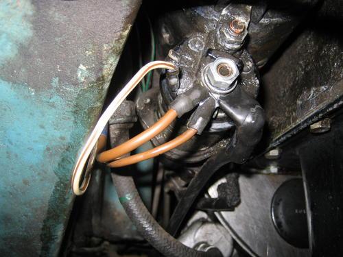 mgb starter solenoid wiring mgb image wiring diagram mgb starter relay wiring wiring diagrams on mgb starter solenoid wiring
