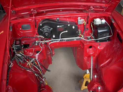 Mgb Progress on 1968 Mustang Engine Diagram