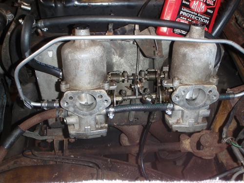 Carbs on Carburetor Vent