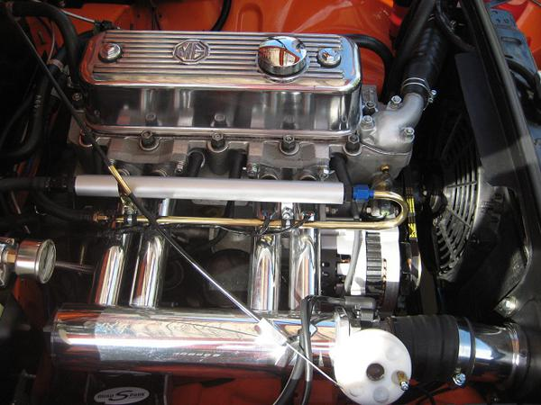 Fuel injected MGB : MGB & GT Forum : MG Experience Forums