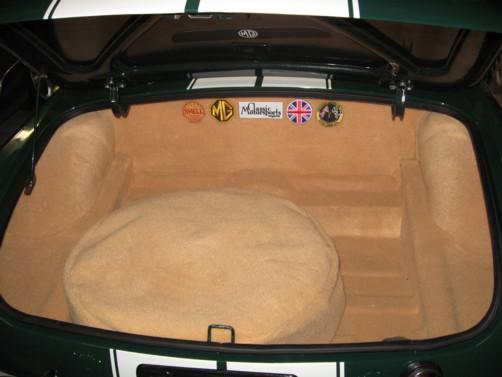 Interior On Sale Moss So I M Redoing My Boot Trunk