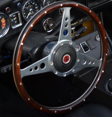 Opinion, mg midget wooden steering wheel uk remarkable