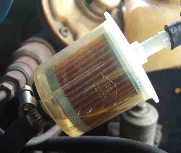 Fuel Filters: Did pre-1975 vehicles have 'em? : MGB & GT Forum : MG  Experience Forums : The MG ExperienceThe MG Experience