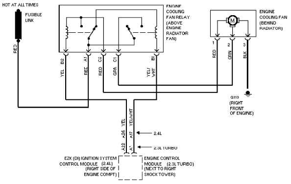wiring diagram cooler motor schematics and wiring diagrams suzuki esteem cooling fan circuit wiring evaporative cooling sw cooler