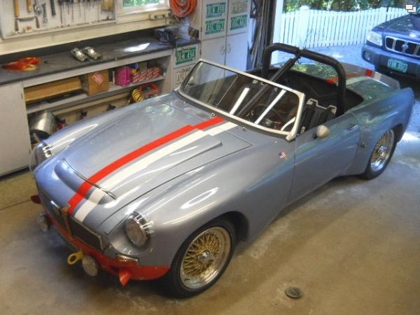 body kits (Page 2) : MGB & GT Forum : MG Experience Forums : The MG
