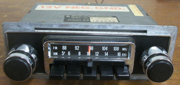 bl am fm radio wiring (bl part 105021) mgb \u0026 gt forum mg