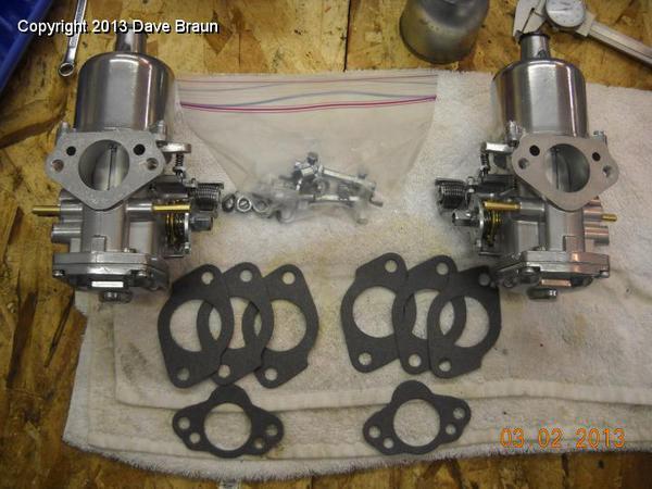 HIF4 Carburetor Rebuild Photos : MGB & GT Forum : MG