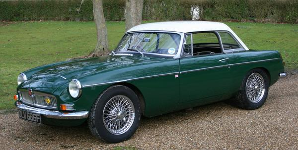 Image result for mgc with hardtop