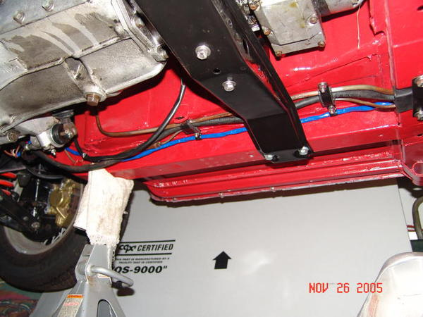 underbody_wiring_4 rear wiring harness question mgb & gt forum mg experience mg td wiring harness routing at creativeand.co