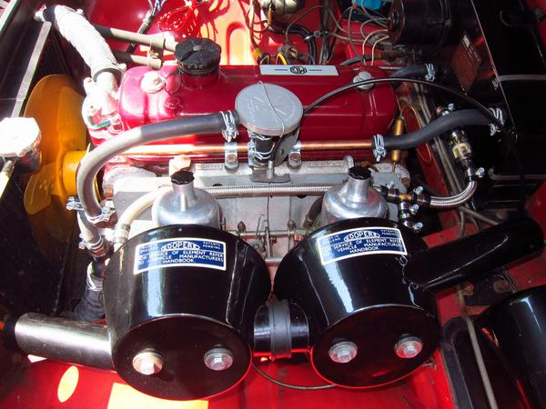 visual' fuel filter : MGB & GT Forum : MG Experience Forums : The MG  Experience