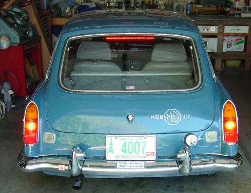 Safety Fast with a Third Brake Light - Poll (Page 2) : MGB & GT