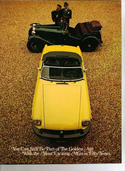 MGB MGB-GT RUBBER BUMPER FRONT BADGE JUBILEE MODELS BLACK GOLD S CHA507