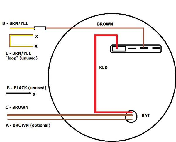 Mgb Alternator Wiring Diagram : Tachometer not working after cs alternator install