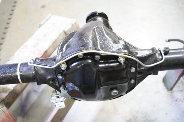 Rear Brake Line Routing And Shoe Question Mgb Amp Gt Forum