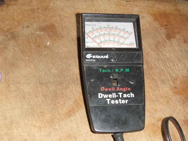 Dwell autozone tach meter Tachometer Gauge