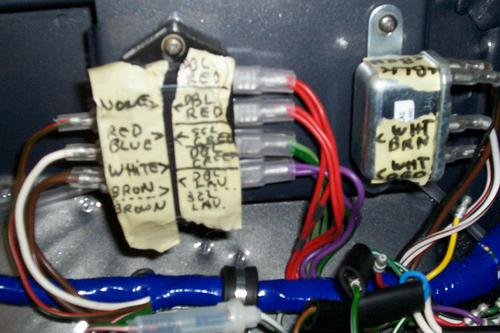 Starter relay wires : MGB & GT Forum : MG Experience Forums : The MG  ExperienceThe MG Experience
