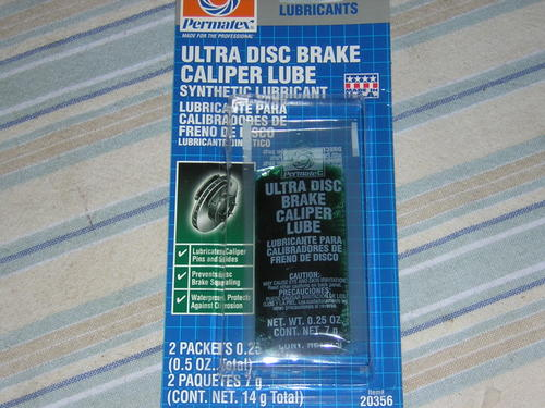 Caliper assembly lube question : MGB & GT Forum : MG
