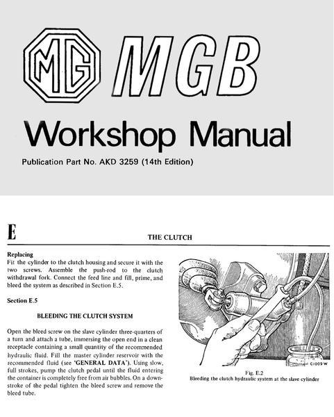 aftermarket slave cylinders page 2 mgb gt forum mg mgb workshop manual info on clutch slave cylinder jpg