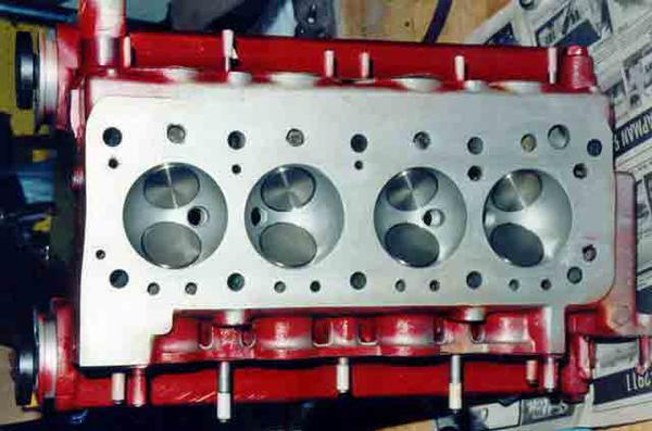 8-port cylinder head? : MGB & GT Forum : MG Experience