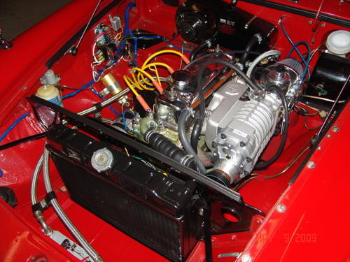 How to build the ultimate MGB 1800 engine for a daily driver