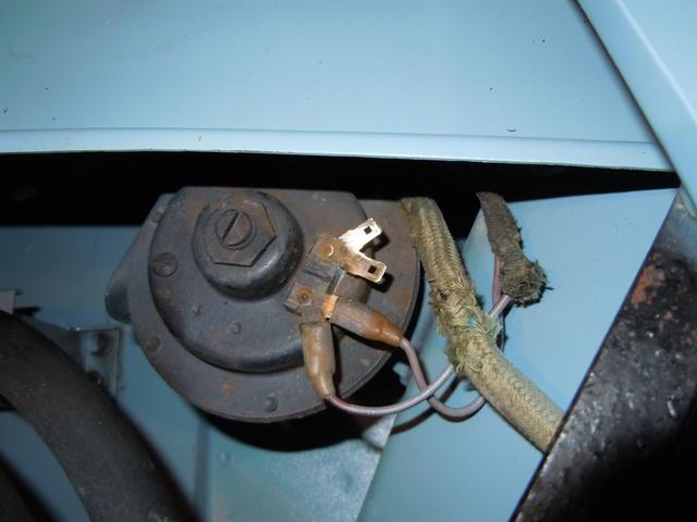 Mgb Horn Wiring - Wiring Info •