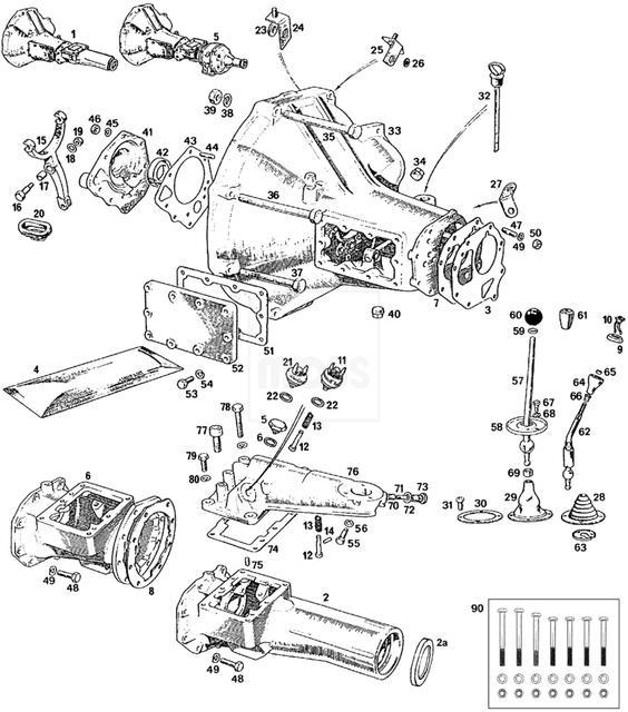 Mgb Starter Motor