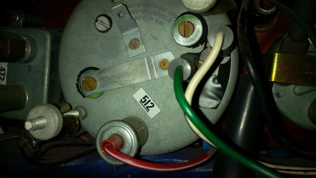 tachometer wiring : MGB & GT Forum : MG Experience Forums : The MG  ExperienceThe MG Experience