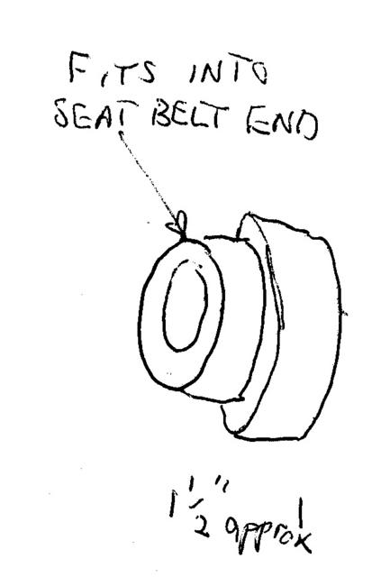 What Is Bolt Size For Seat Belt Anchor On 77b Mgb Gt Forum Mg