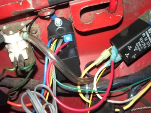 Hayden 3651 adjustable fan controller : MGB & GT Forum : MG ... on