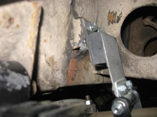 Exhaust Middle Hanger 64 Mgb Amp Gt Forum Mg Experience