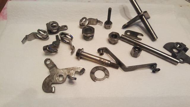 Huh    DIY zinc plating really does work : MGB & GT Forum