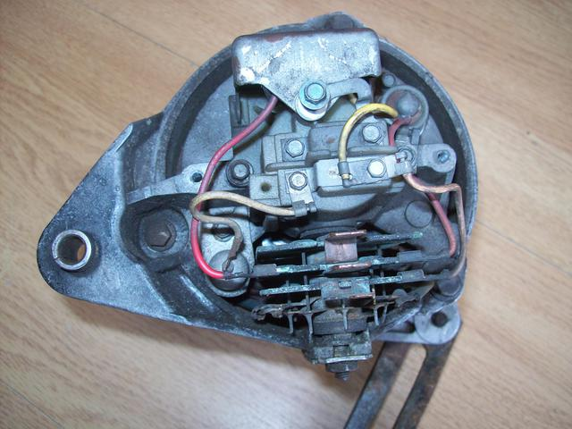 faulty regulator lucas alternator (page 2) : mgb & gt forum : mg experience  forums : the mg experience  the mg experience