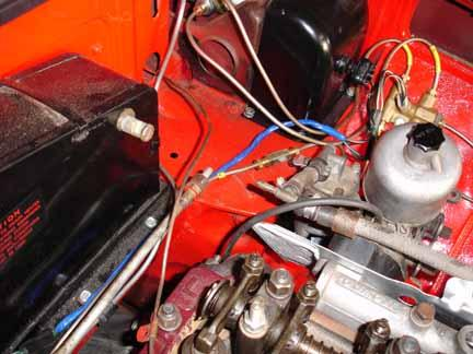 where to put fuel filter? mgb & gt forum mg experience hino fuel filter location mg fuel filter location #9