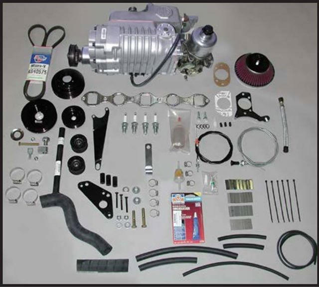 MGB Supercharger for sale : MGB & GT Forum : MG Experience Forums