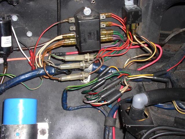 74 mgb gt wiring - wiring diagram pictures mgb fuse box diagram 1975 mgb fuse box